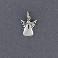 Sterling Silver Angel Pendant