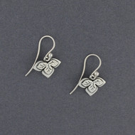 Three Leaf Earrings