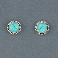 Jupiter Turquoise Earrings