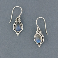 Olivia Labradorite Earrings