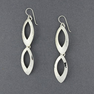Sterling Silver Mulit Texture Earrings