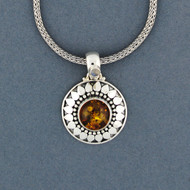 Sunshine Amber Necklace