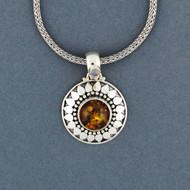 Sunshine Amber Necklace