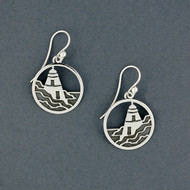 Exclusive Rhode Island Lighthouse Earrings