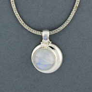Eclipse Moonstone Necklace