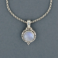 Epiphany Moonstone Necklace