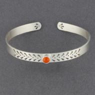 Garland Cuff Bracelet