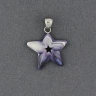 Wampum Star Pendant