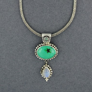 Tibet Turquoise Necklace