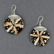 Confetti Shell Earrings