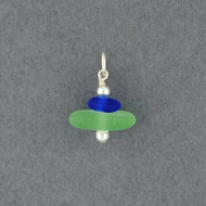 Stack Sea Glass Pendant