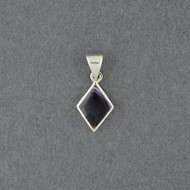 Wampum Small Diamond  Pendant