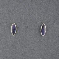 Wampum Novette Post Earring
