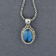 Felina Labradorite Necklace