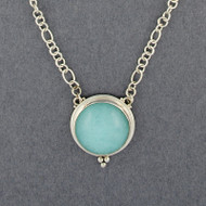 Casey Larimar Necklace