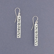 Long Vine Earrings