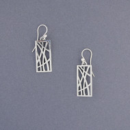 Abstract Lines Earrings