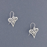 Ornate Arrow Earrings