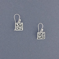 Square Vine Earrings