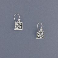 Square Vine Earrings