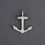 Exclusive Rhode Island  Anchor Pendant