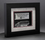 Custom truck driver service awards 29D2