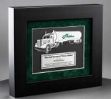 Framed Tank Truck Driver Safety Award 29FRT-T