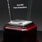 Crystal Diamond Award Close up