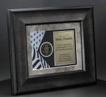 Military Plaque Framed  FRUS1-BRH