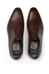 Terence lace up shoe Cognac