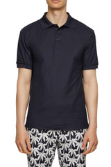 Max Dart Piquet Polo Navy