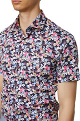 Mason Floral Short Sleeve Shirt