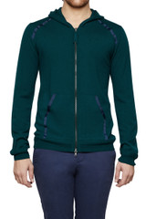Duke GG Hooded Knit Green