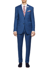 Sobral Stretch Suit Pant Blue