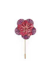 Hinkley Leather Pin Pink