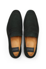 Laz Suede Loafer Forest