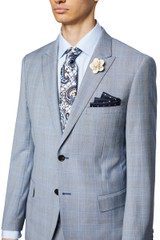 Randall Peak Lapel Suit Jacket