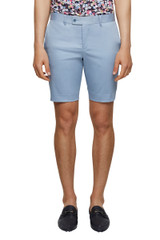 Trent Tailored Short Sky Blue