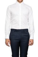 Arlo Slim Shirt White