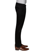 Tobias Stretch Chino Black