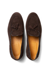 Callum Tassle Loafer Brown