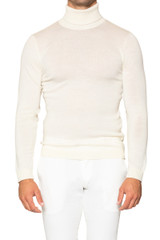 Sonny Wool Rollneck Knit IVORY