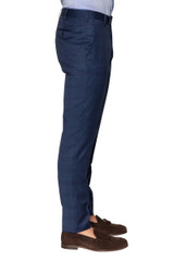 Carl Check Suit Pant NAVY
