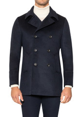 Luka Pea Coat NAVY