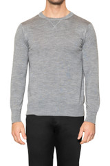 Jake Sport Crew Knit LIGHT GREY