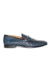 Lanz Woven Loafer NAVY