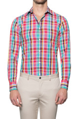 Seb Multi Check Shirt MULTI