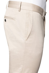 Jay Slim Cotton Stretch Chino STONE