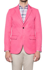 Leo Cotton Blazer PINK
