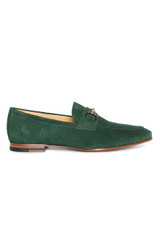 Rafael Suede Loafer GREEN